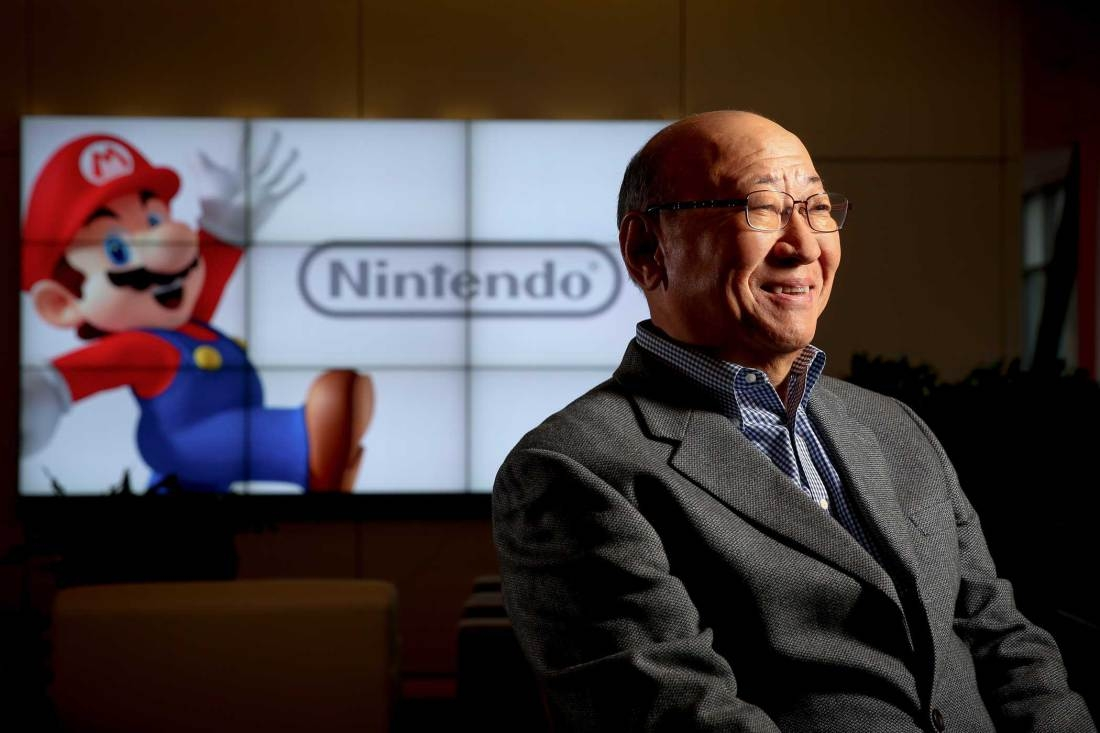 Nintendo chief says NX console will be unique and different
