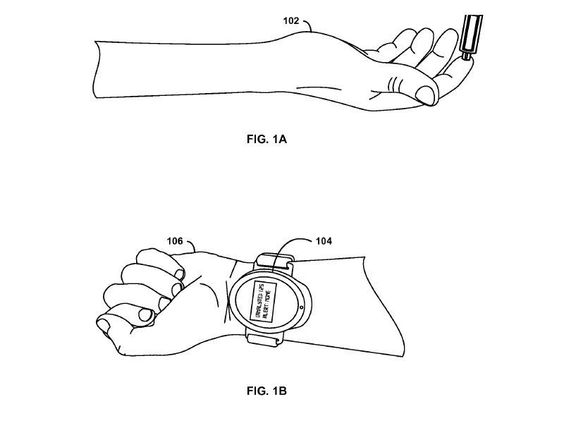 Google files patent for a device that can draw blood without using needles
