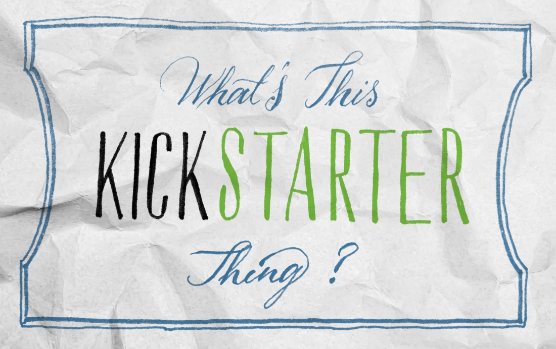 There's a one in 10 chance that the Kickstarter you back will bust