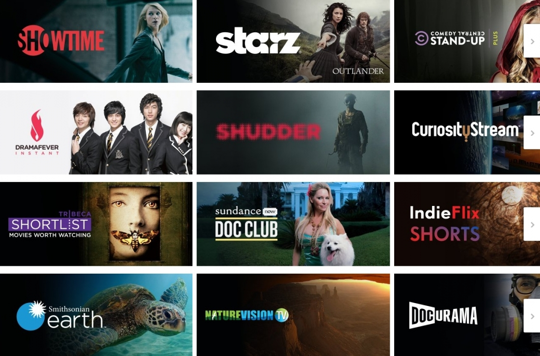 Amazon now offers standalone access to nearly 20 streaming channels including Showtime and Starz