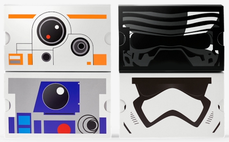 Act Fast! Google is giving away free Star Wars Cardboard headsets, get yours now