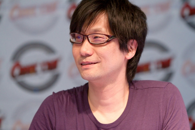 Kojima officially leaves Konami to form own studio; first game will be collaboration with Sony
