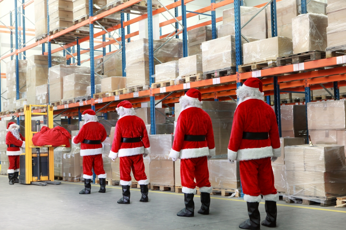 Free shipping is causing delivery delays this holiday season