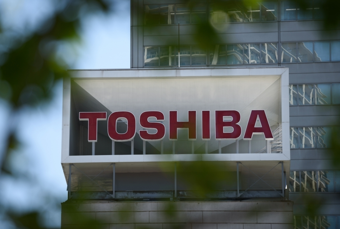 Toshiba is cutting 7,800 jobs in wake of accounting scandal