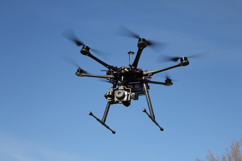 Twitter looks to join the drone revolution, files a patent for a tweet-controlled UAV
