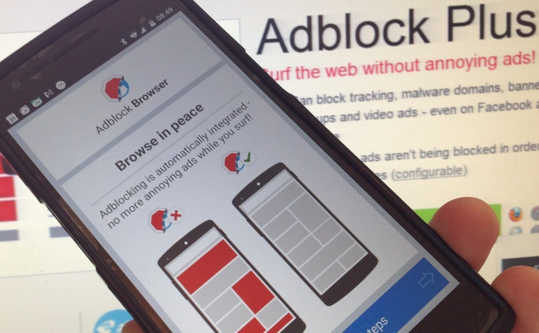 Asus will soon pre-install AdBlock Plus on its mobile devices