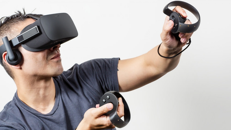 Oculus Touch controllers delayed until second half of 2016