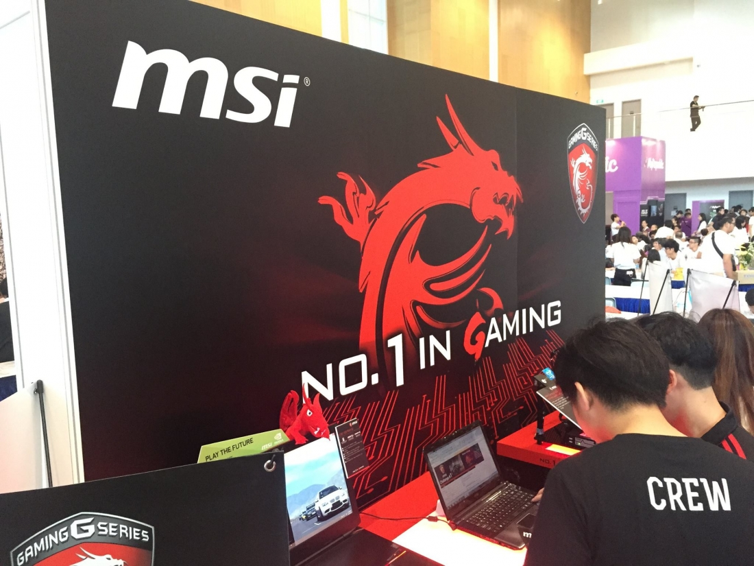 MSI's eye-tracking GT72S G Tobii gaming laptop arrives for $2,600