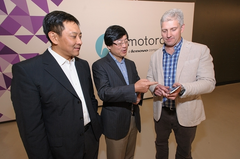 Lenovo to phase out iconic Motorola brand name