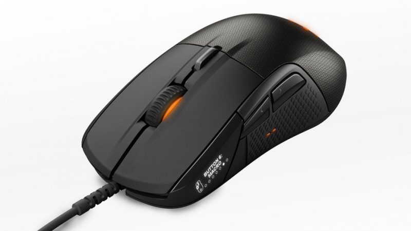 SteelSeries reveals the Rival 700, the first-ever gaming mouse with an OLED display