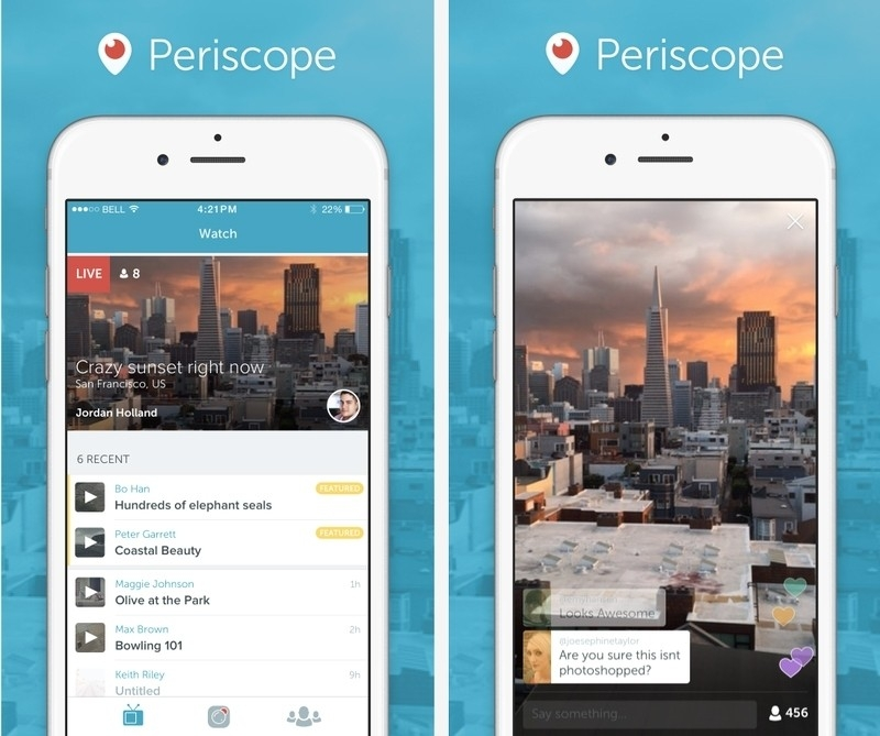 You can now watch Periscope broadcasts without leaving Twitter