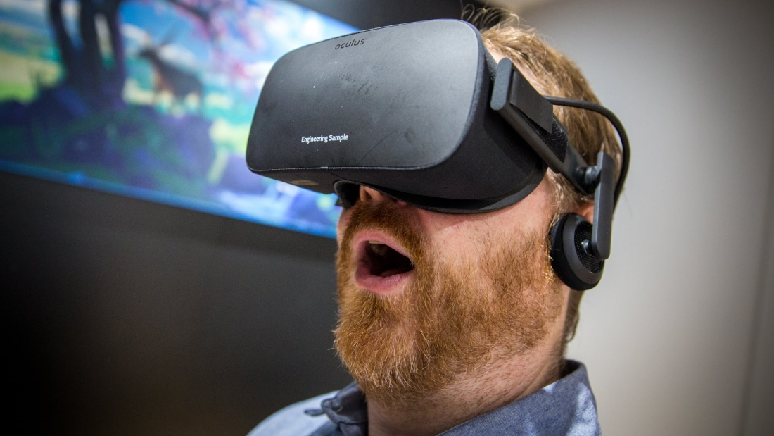 Crappy PCs are the biggest barrier to VR adoption, claims Oculus founder