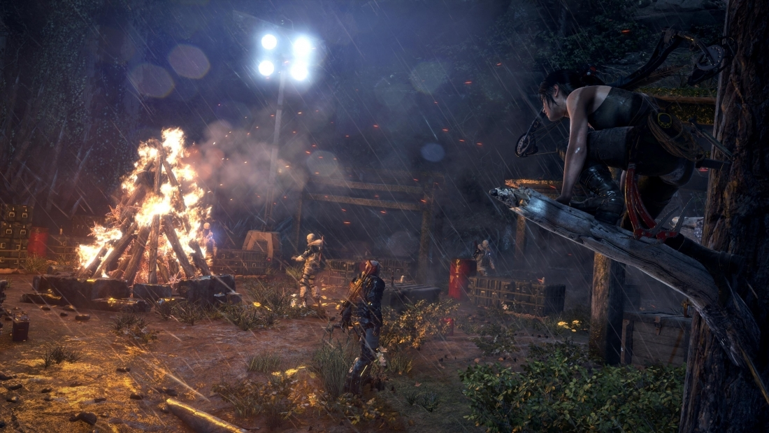 AMD releases Radeon Software 16.1.1 Hotfix drivers for Rise of the Tomb Raider