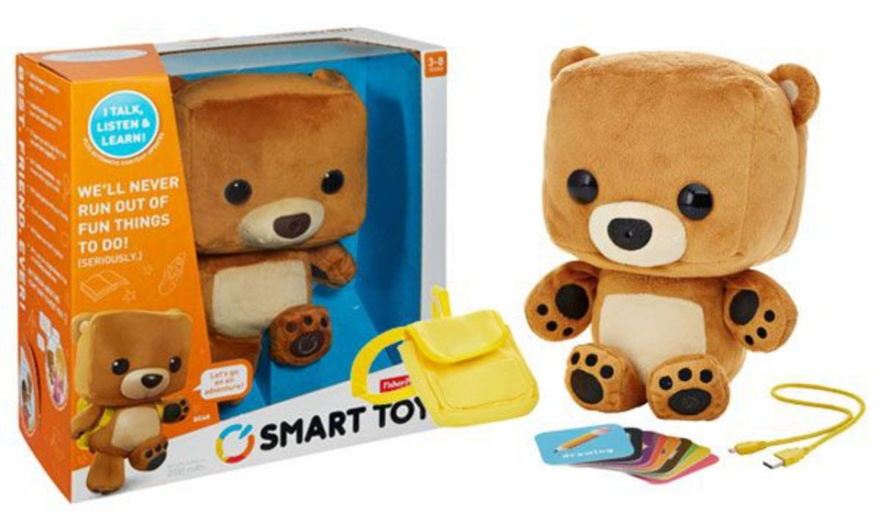Vulnerabilities in smart Fisher-Price toys and HereO watches could have put children's data at risk