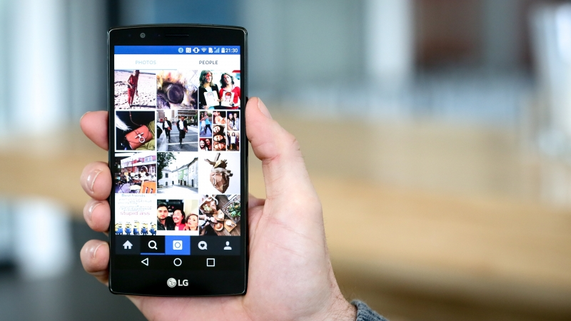 Instagram apps now finally support multiple accounts