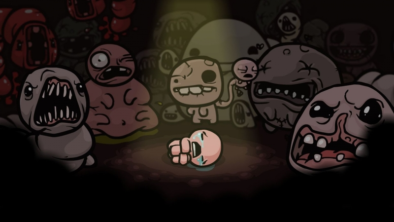 Apple bans 'The Binding of Isaac: Rebirth' as it shows violence against children