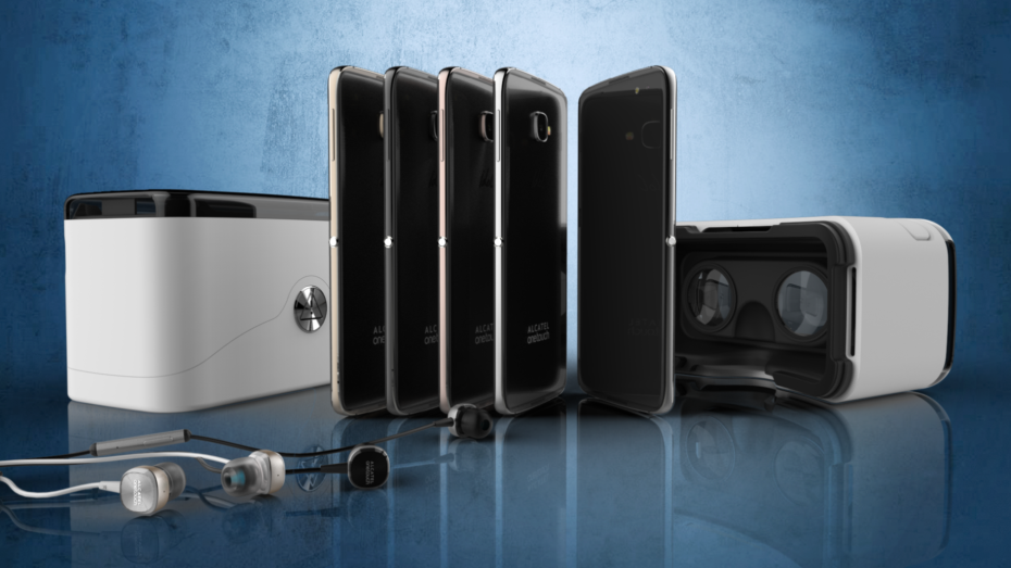 Save the box: Alcatel OneTouch Idol 4S packaging to double as VR headset