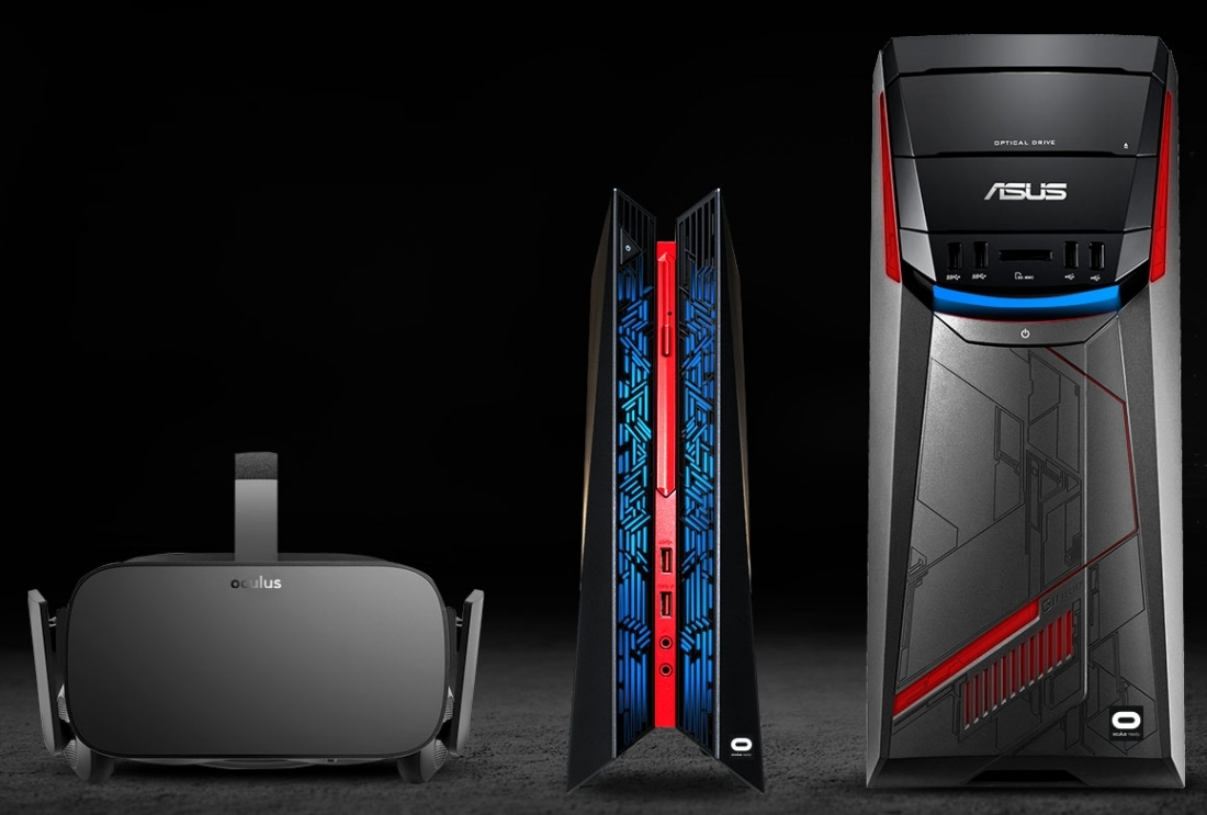 Pre-orders now being accepted for Oculus Rift PC bundles, pricing starts at $1,499