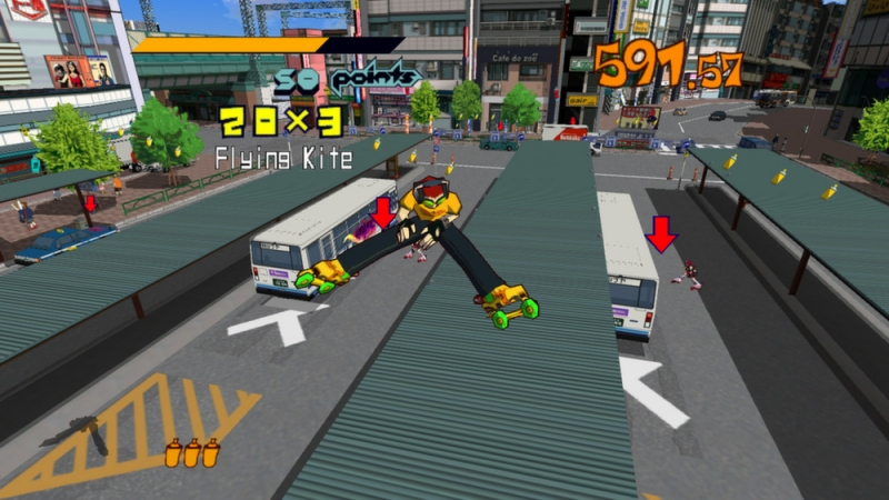 Sega classics Jet Set Radio and Golden Axe are free on Steam as part of Make War Not Love promotion