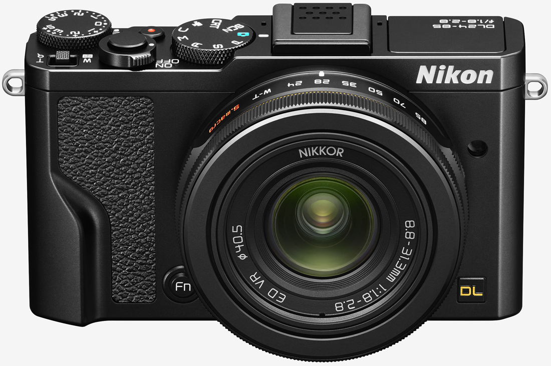 Nikon joins premium compact camera market with new DL series
