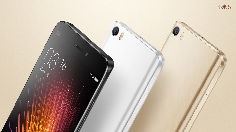 Xiaomi launches Mi5 with flagship specs at half the price