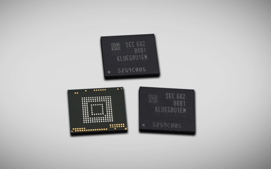 Your next smartphone may include 256GB of storage courtesy of Samsung