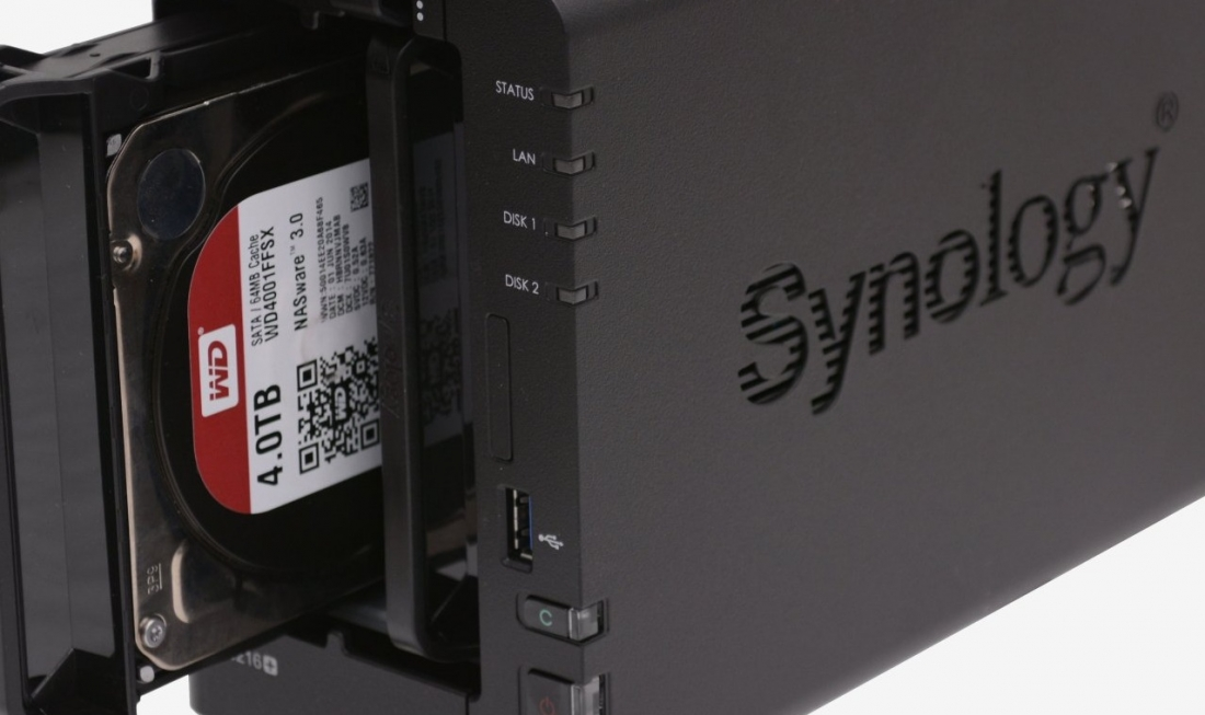 Synology DiskStation DS216+ NAS Review: Solid performance