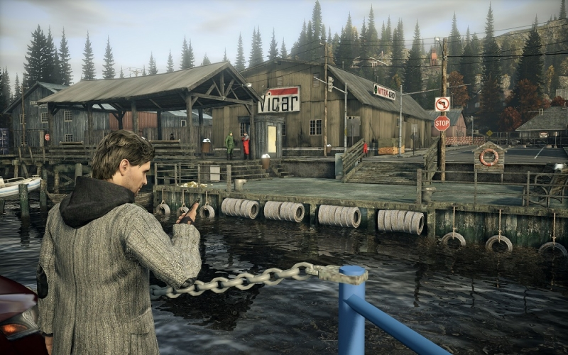 Renegotiated music licenses bring Alan Wake back to digital stores