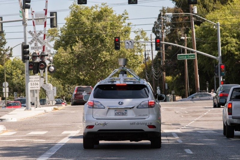 Google's self-driving car at fault in minor accident involving public transit bus