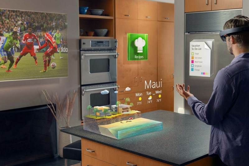 $3000 HoloLens Developer Edition is available for pre-order today, ships March 30