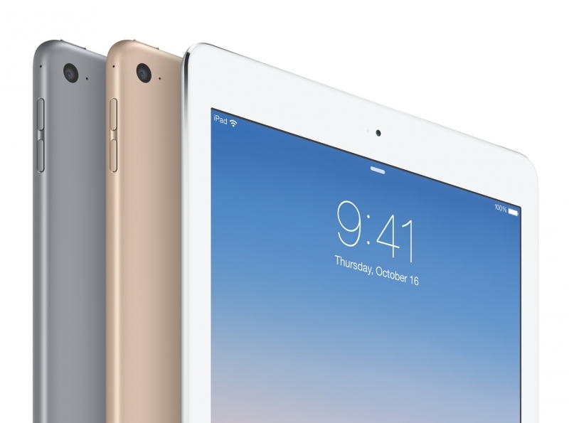 The 9.7-inch iPad Pro looks set to feature a 12MP camera, 4K video, and an improved display