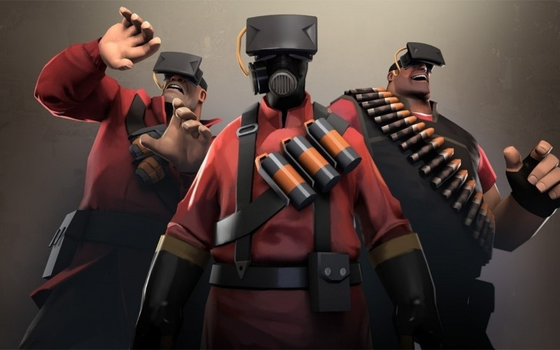 Valve's upcoming Desktop Theatre Mode will let you play any Steam game in VR
