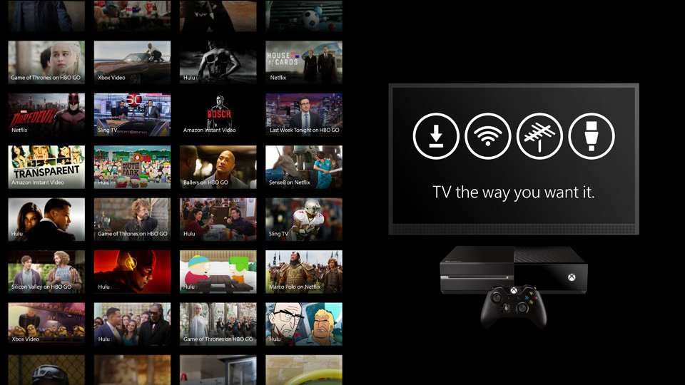 DVR functionality for the Xbox One will make it one of the