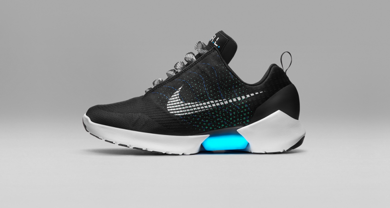 Nike will sell Back to the Future-style self-lacing sneakers later this year