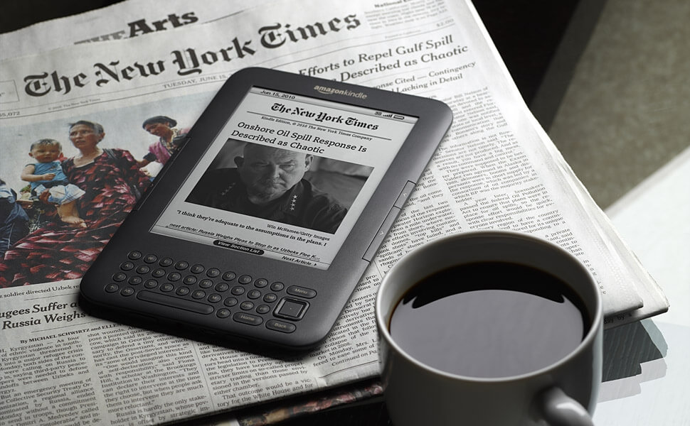 Amazon issues emergency update for older Kindle e-readers, install ASAP or lose your web connection