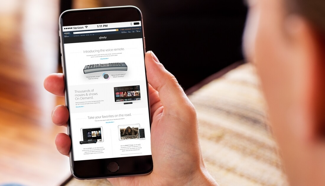 Amazon quietly joins forces with Comcast to sell Xfinity bundles, perks may be worth it