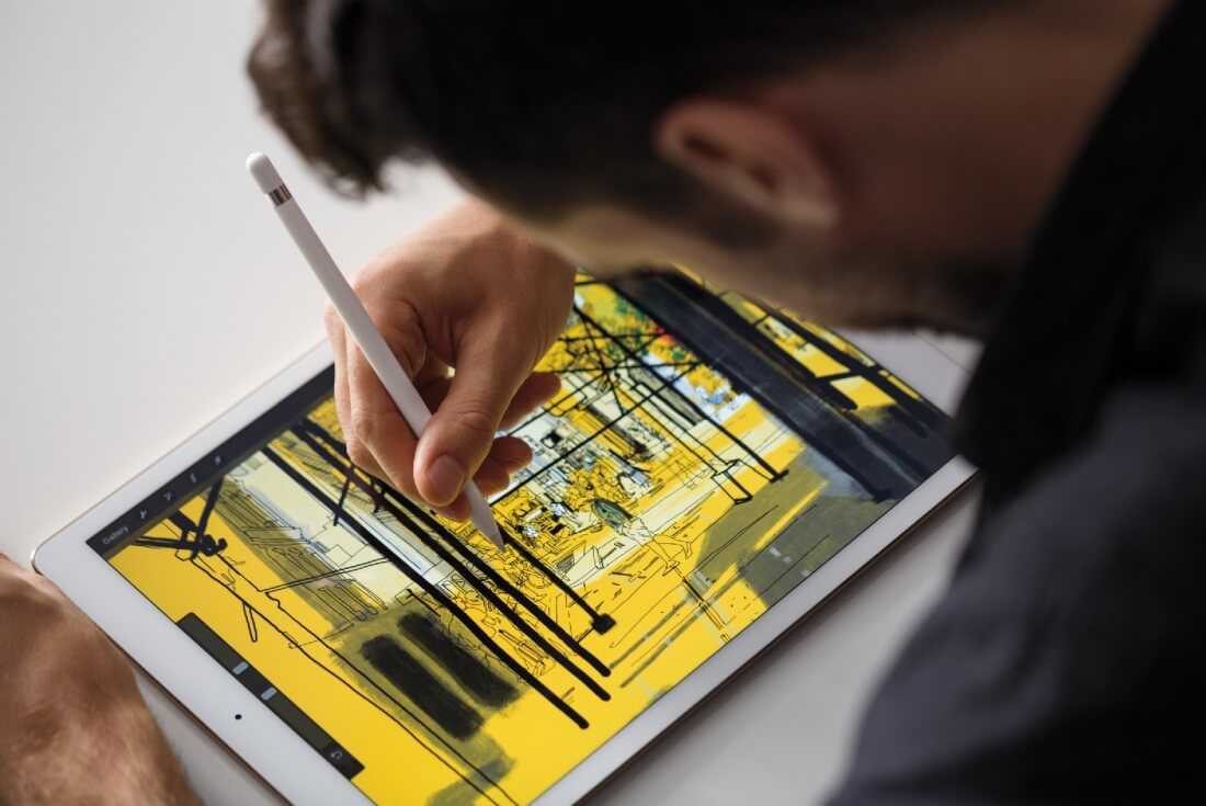 Apple's new 9.7-inch iPad Pro is clocked slower, has half as much RAM as its bigger brother