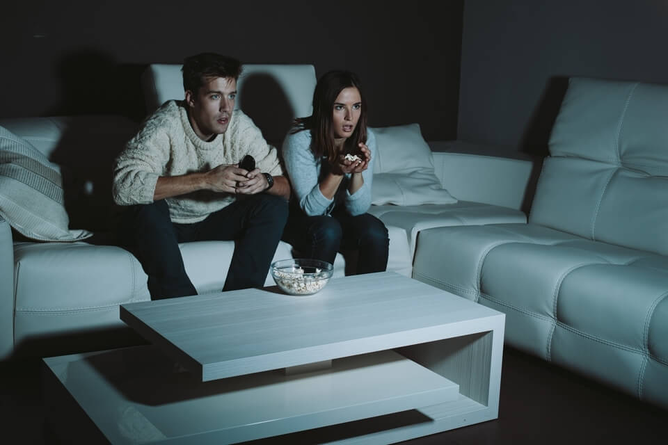 Binge watching is sweeping the nation, survey finds
