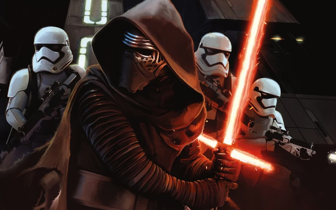 Pirates flock to download leaked Star Wars: The Force Awakens Blu-ray