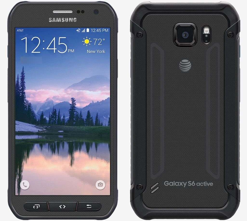 Superior Samsungu0027s Rugged Galaxy S7 Active Unofficially Confirmed