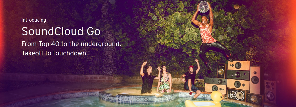 SoundCloud's paid music subscription service is finally here