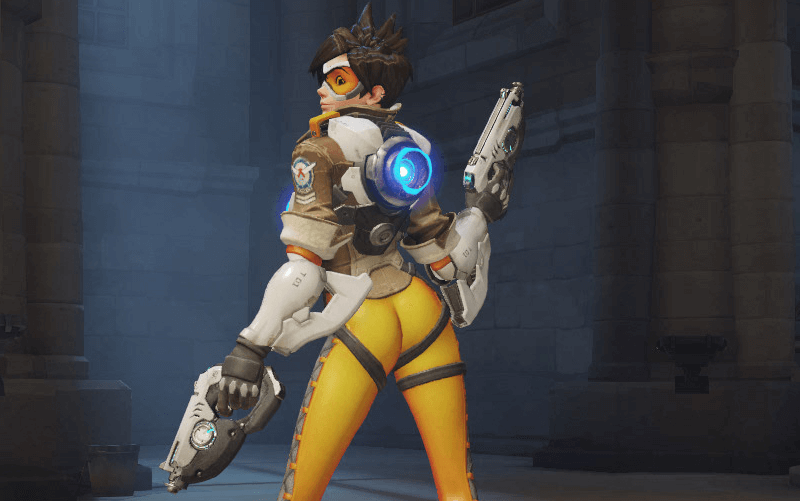 Blizzard removes Overwatch character's 'sexual' victory pose after fan complaint
