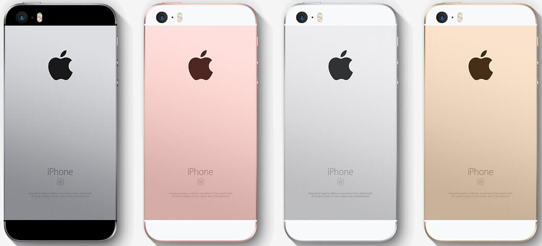 iPhone SE teardown reveals 'Frankenstein' mix of iPhone 5s, 6 and 6s components