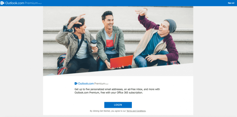 Microsoft Launches Pilot Program To >> Microsoft Launches Pilot Program For Outlook Premium A 3 99 Per