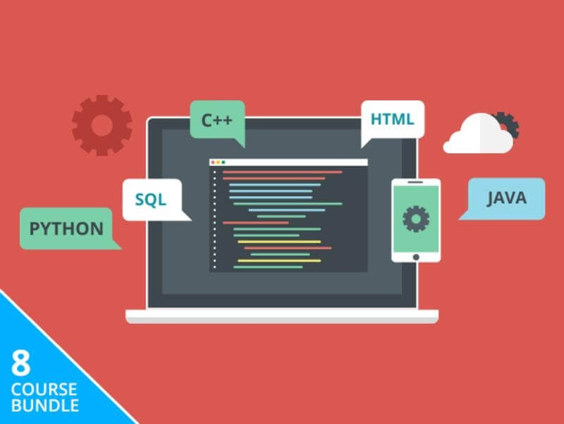 Master all things web-related with the Complete Computer Science Bundle