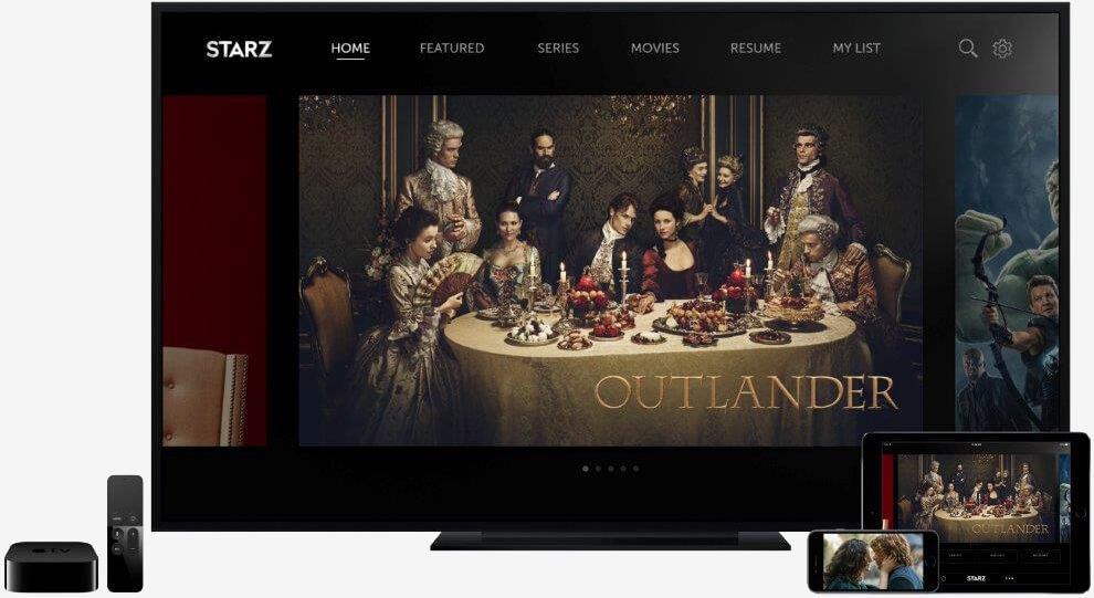 Starz standalone subscription service beats HBO, Showtime on price and features