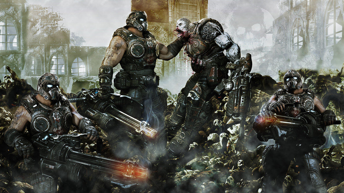 AMD Radeon 16 10 1 drivers bring support for Gears of War 4