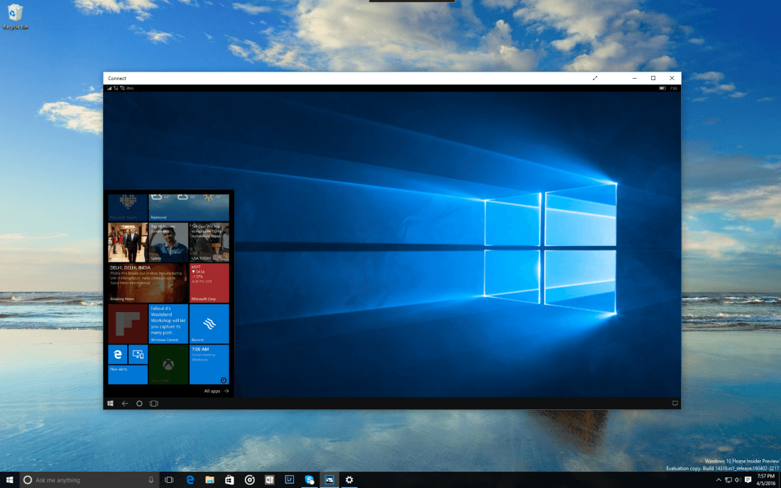 Ubuntu Bash, Cortana cross-device features come to latest Windows 10 Insider Preview