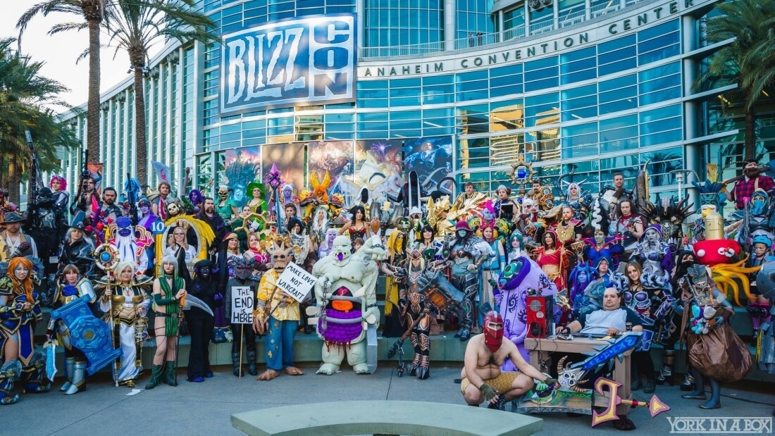 BlizzCon 2016 to take place Nov. 4-5 in Anaheim, tickets go on sale later this month