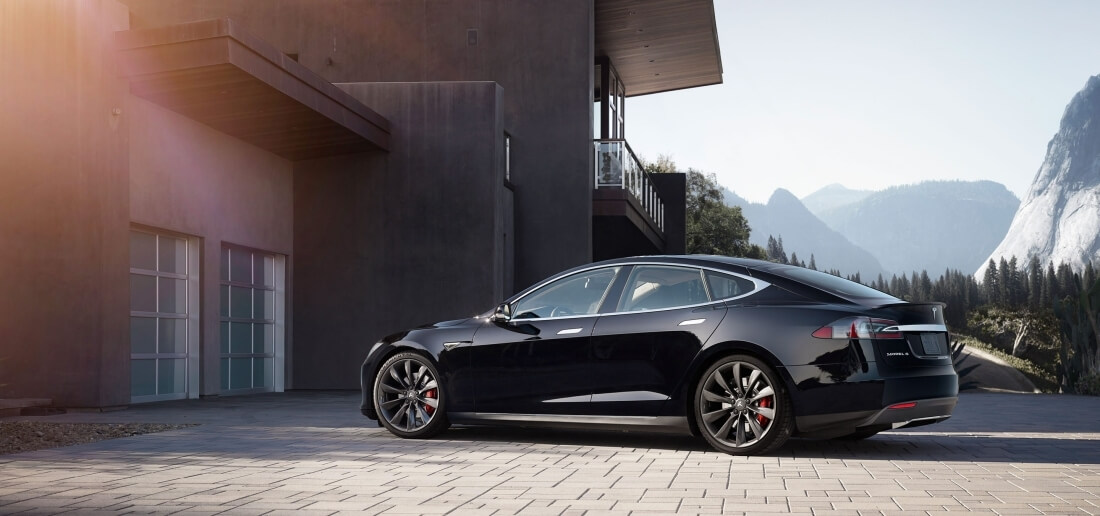 Tesla is reportedly sprucing up the Model S with additional options as early as next week
